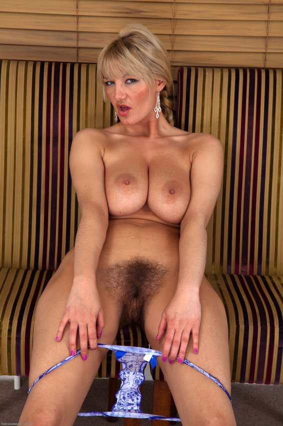 Hairy Pussy Mature Outdoor